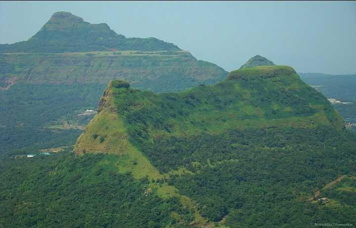 महाराष्ट्राचे रचनात्मक (प्राकृतिक) विभाग